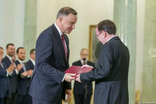 Mariusz Kamiński ministrem SW. 14 sierpnia 2019