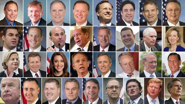 La rebelión de los legisladores estadounidenses contra el proyecto de Trump