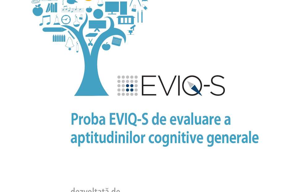 EVIQ-S – Proba de Abilități Cognitive Generale