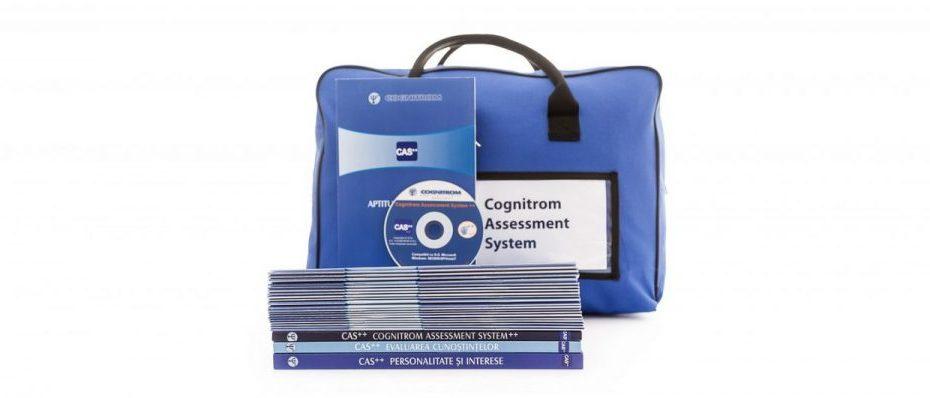 Platforma computerizată de evaluare psihologică (CAS++)