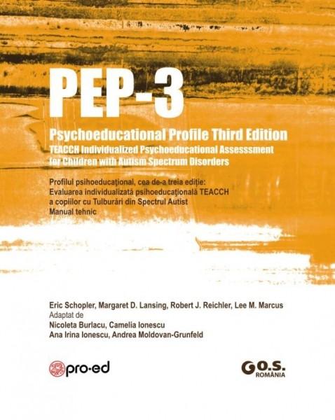PEP-3 – Psychoeducational Profile