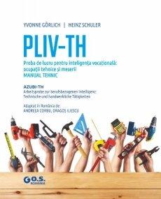 PLIV-TH – AZUBI-TH Arbeitsprobe zur berufsbezogenen Intelligenz fur handwerkliche und technische Tatigkeiten