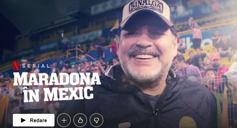 Maradona în Mexic (2020)