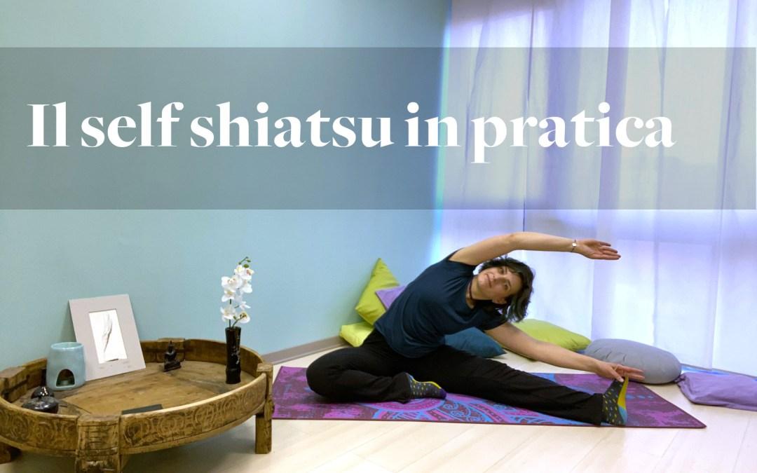 Il self shiatsu, cos'è e come funziona