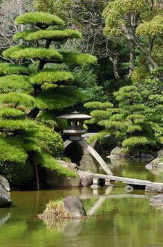 comment creer un jardin japonais nos