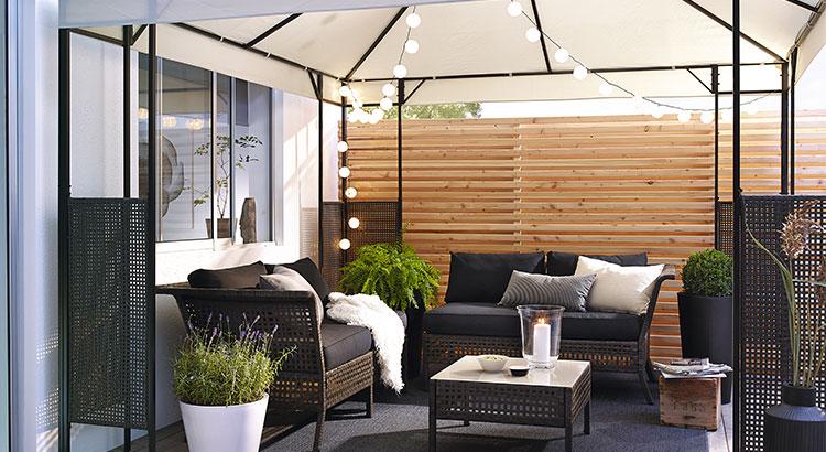 s abriter du soleil parasol jardin