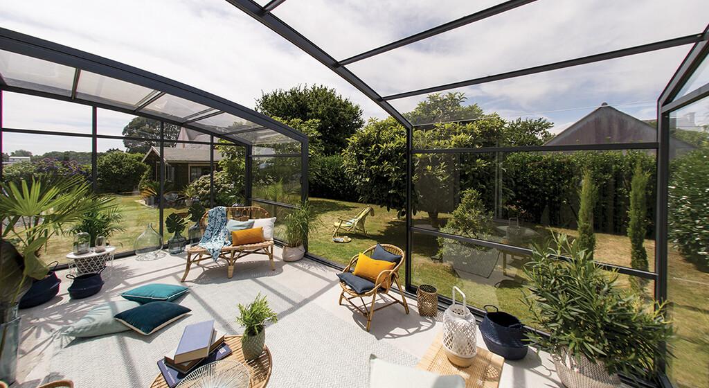 tendanz le nouvel abri de terrasse