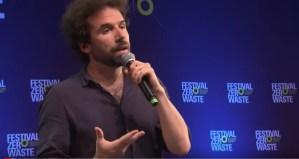 Cyril Dion au Festival Zero Waste