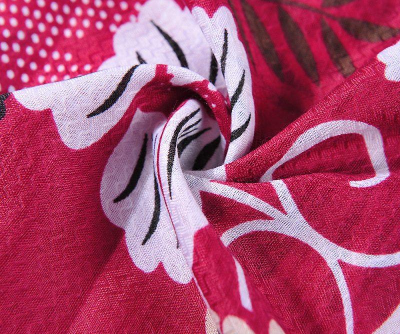 foulard_fleurs_et_rayures_rose_hijab
