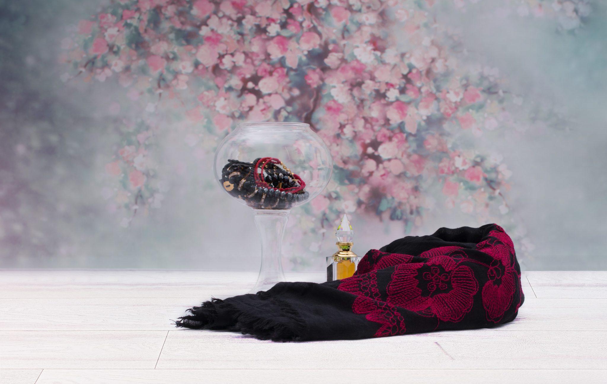 Accueil : mon joli parfum des flacons ET des foulards