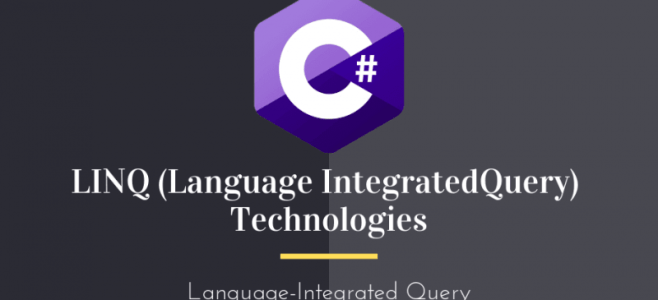 Different LINQ (Language Integrated Query) Technologies