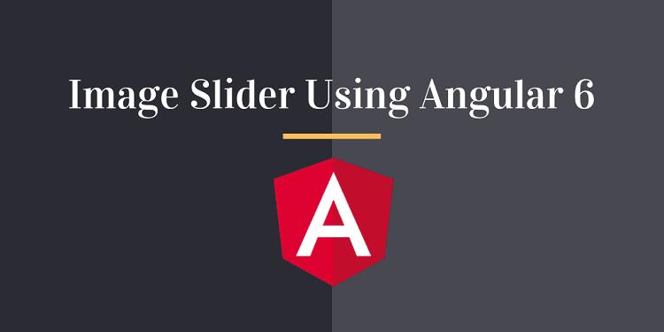 Create Image Slider Using Angular