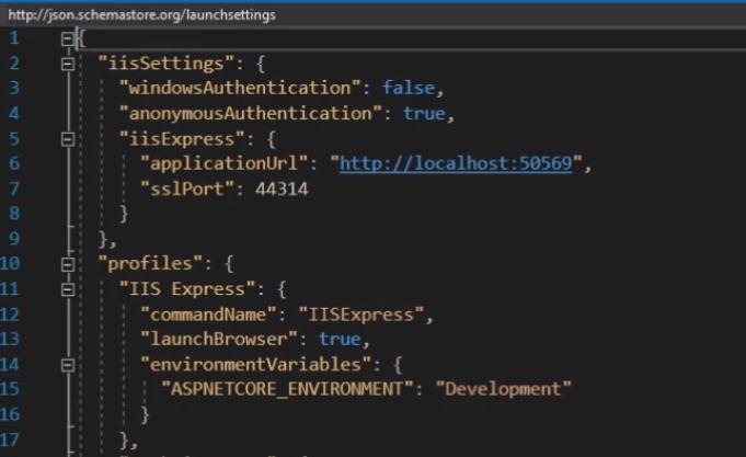 launchSettings.jsonin asp.net core
