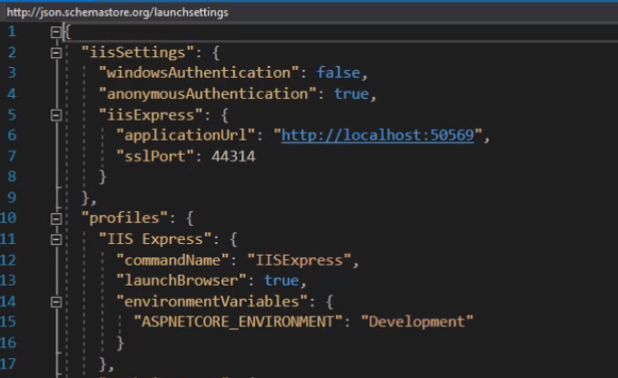 launchSettings.jsonin asp.net core