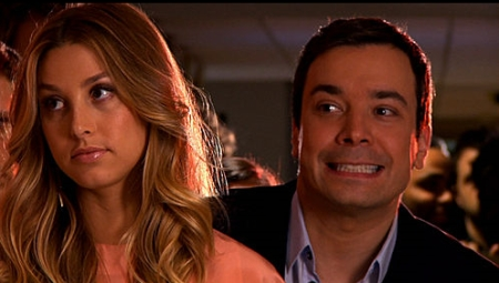 """Jimmy and ZOMG! He's with Whitney Port from """"The City""""!"""