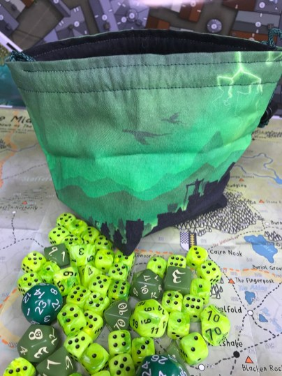 Midderlands Dice Bags (3)