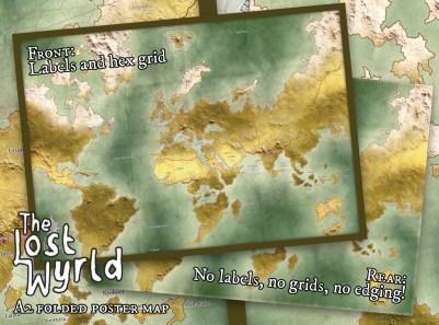 Map Advert