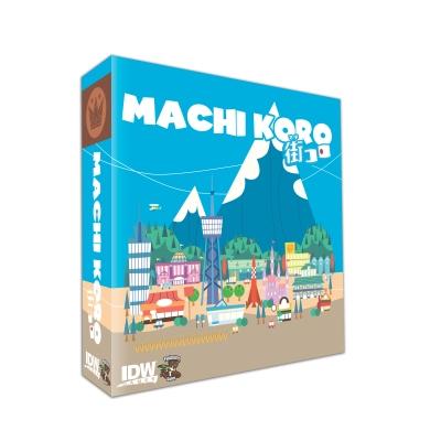 Machi Koro (English Edition) 骰仔街 (英文版) – 小猴桌遊 Monkey Boardgame