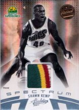 2010-11 Absolute Memorabilia Materials Spectrum Prime /25 - $225.00