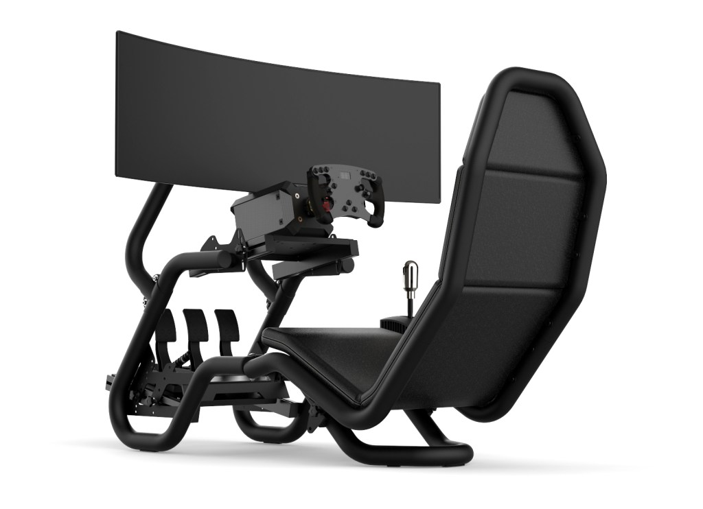 Monkeydriver with monitor support