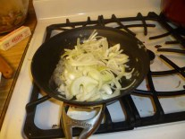 Cooking Onions In Butter