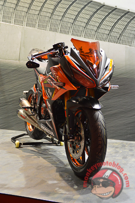 All New Honda CBR150R 2016-65