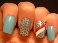 david-bowie-blue-white-gold-stripe-tie-inspired-nail-polish-4