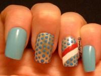 david-bowie-blue-white-gold-stripe-tie-inspired-nail-polish-4