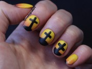 happy easter good friday nails