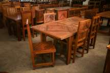 Rustic Teak Furniture - Monkeypod Asia