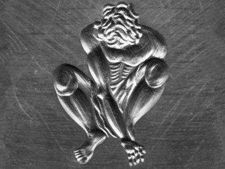 Verlobungsringe Schmuck & Zubehör Vintage Silber Schwarz Tibetischen Silber Skeleton Ring Retro-rock-punk Vampire Schädel Ring Männer Mode-ring Den Menschen In Ihrem TäGlichen Leben Mehr Komfort Bringen
