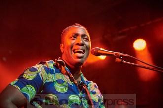 Bloc Party Sänger Kele Okereke