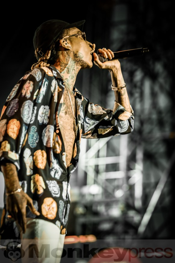 Wiz Khalifa, (c) Frank Halfmeier