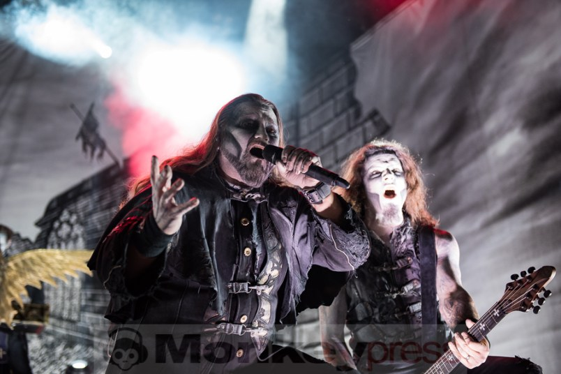 Powerwolf © Thomas Papenbreer