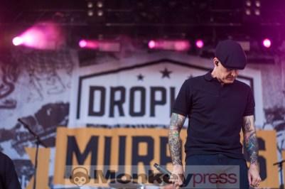 Dropkick Murphys ©Jan Focken
