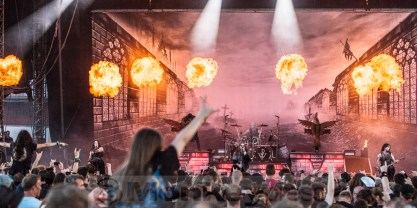 Powerwolf, © Dietmar Grabs