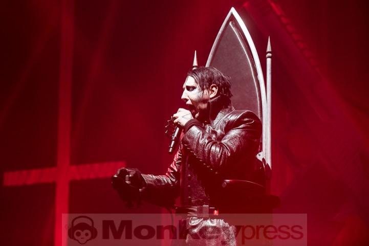Marilyn Manson © Thomas Papenbreer