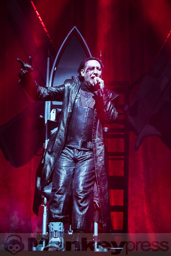 Marilyn Manson, © Michael Gamon