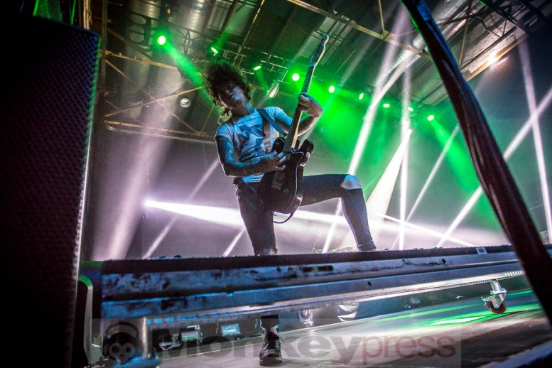 Asking Alexandria © Michael Gamon