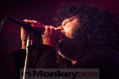 AT THE DRIVE IN, Cologne, Live Music Hall (3.3.2018)