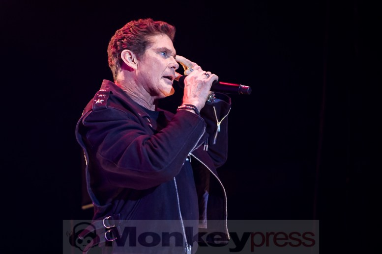 David Hasselhoff © Michael Gamon