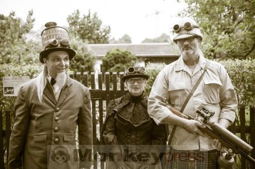 7. Steampunk Picknick, © Danny Sotzny