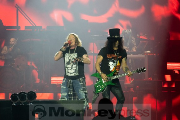Guns n' Roses © Angela Trabert