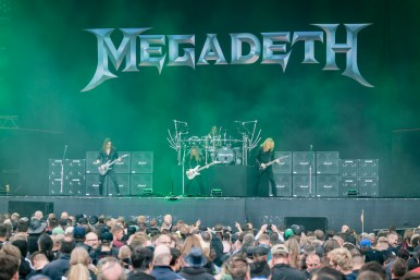 Megadeth, © Danny Sotzny