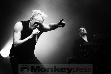 Front Line Assembly © Sandro Griesbach