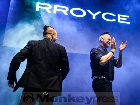 Rroyce, © Dietmar Grabs