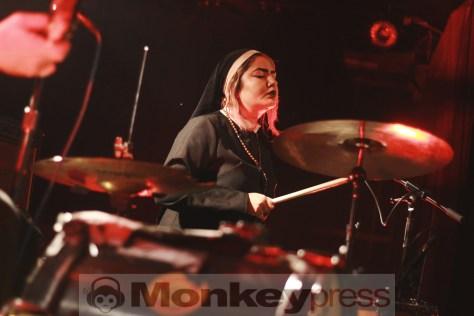 Reverend Beat-Man & Izobel Garcia, © Claudia Helmert
