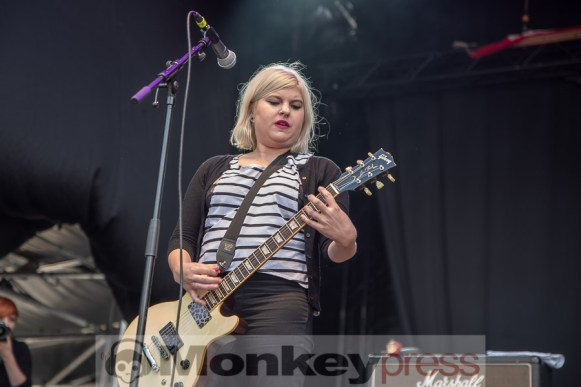 THE BOMBPOPS – Hannover, Punk in Drublic Festival (04.05.2019)