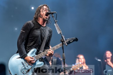 Foo Fighters, © Cynthia Theisinger
