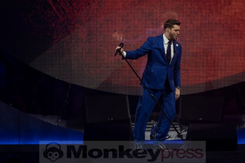 Michael Bublé © Angela Trabert